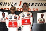 Ferrari edging Mclaren on inter-team, pre-season childish fall-outs