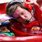 Ferrari to jam Smedley radio
