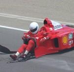 Badoer Ferrari exit goes according to plan