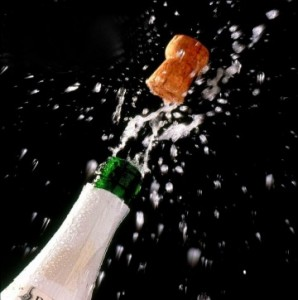 victory champagne