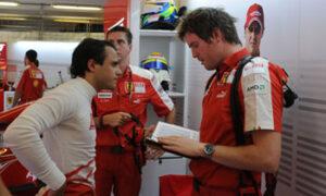 Hamilton to blame for not being able to blame Hamilton, says Massa