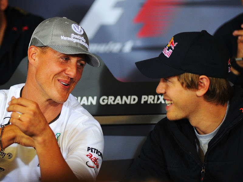 Personality defect urged to offset Vettel victory boredom
