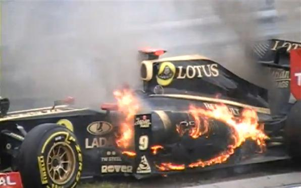 Lotus considers car construction to go with marketing bullshit output