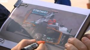 BBC F1 Coverage Gary Anderson SkyPad