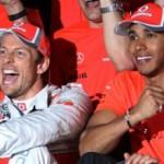 Convincing Fist Pump Hamilton Mclaren update race