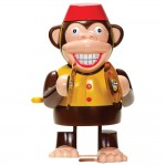 Massa to be replaced with cymbal playing clockwork monkey