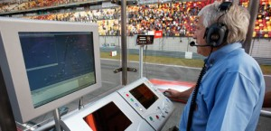 Charlie Whiting F1 start