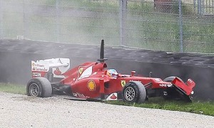 Alonso Ferrari upgrade verdict in