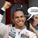 Lewis Hamilton Saturday quotes