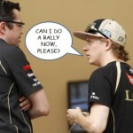 Kimi 2012 Lotus verdict in