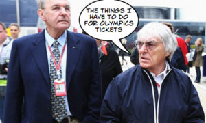 Ecclestone considers East End Grand Prix venue