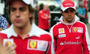 Massa depression helping Alonso title bid