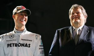 Michael Schumacher 2nd career penance for 1st
