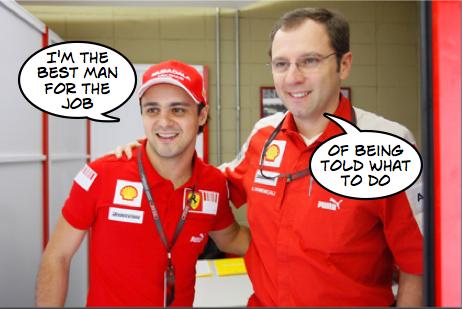 Shock Ferrari Signing