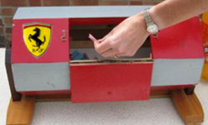 Ferrari launch F1 name generator device