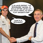 Perez learns The Mclaren Way