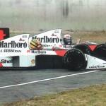 Ghost of Ayrton Senna livid at Vettel comparison
