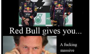 New Red Bull ad campaign launched