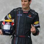 Mark Webber own-brand finger gesture launched