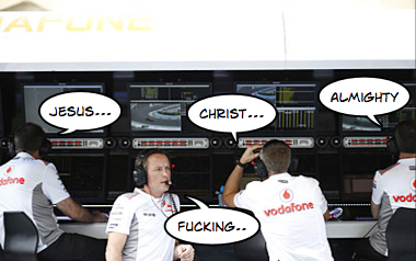 Mclaren Melbourne 2013 Friday Quotes