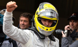 Rosberg demands Avios points for Pole Position swap