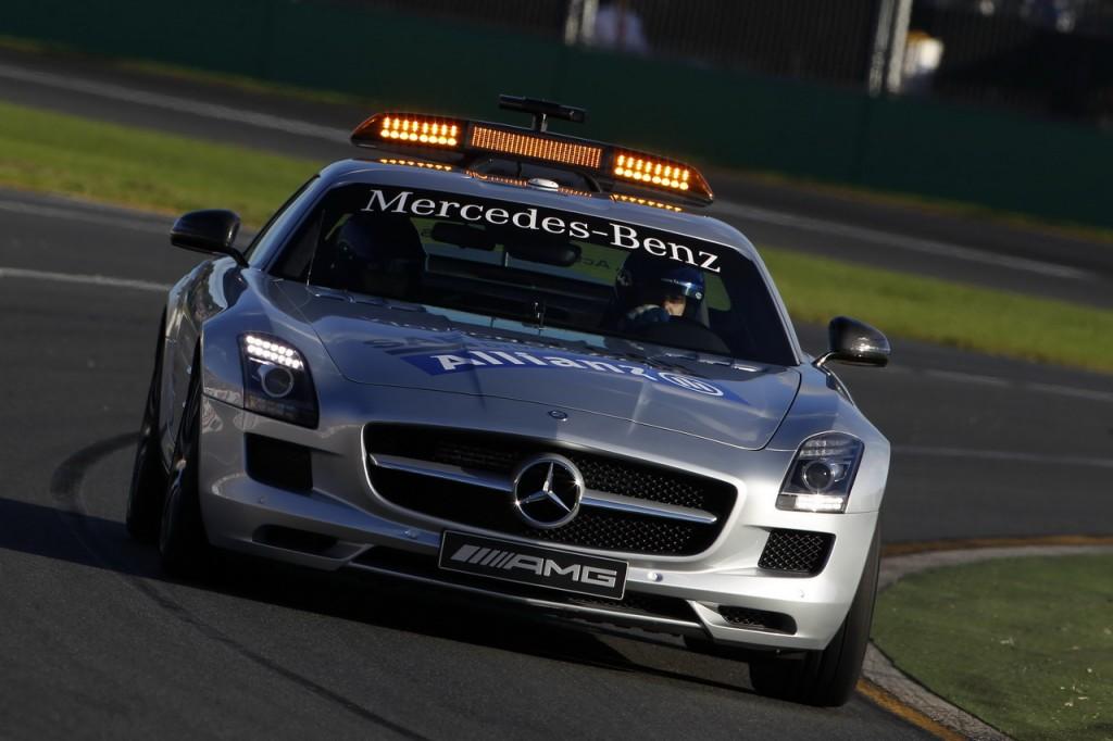 Mercedes to lead Monaco identified