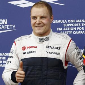 Potato actually F1 driver shock