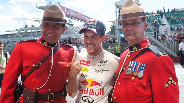 4th Vettel title to be that one he can't quite remember