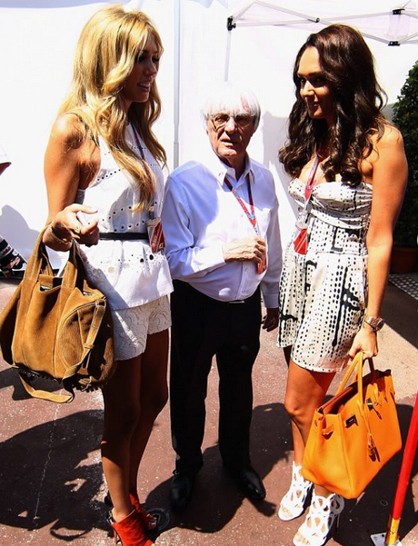 Ecclestone requests extra month in each year
