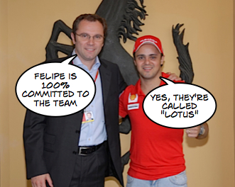 Massa issues dedication pledge