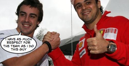 Alonso rebuilds Ferrari morale