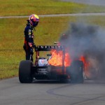 Webber Red Bull glad source of constant breakdowns finally leaving