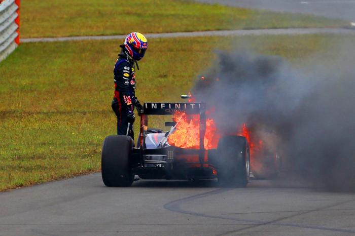 Webber Red Bull glad source of constant breakdowns finally leaving