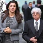 Panic greets Ecclestone step down