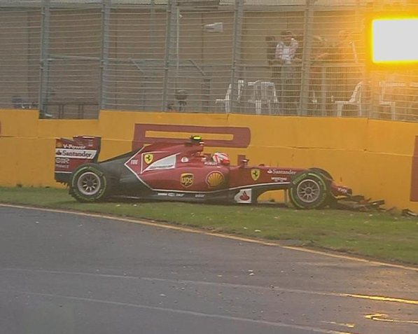 Ferrari to bring forward 2015 excuses