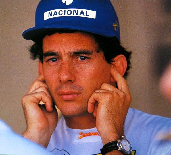 Senna anniversary provides journalist holiday opportunity