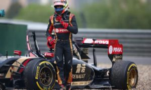 Maldonado to up crashing game in Austria