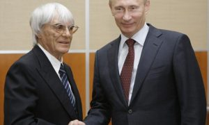 Murderous regimes urged not to talk to Bernie Ecclestone