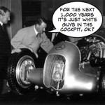 Hamilton luck: historical Mercedes prejudice link