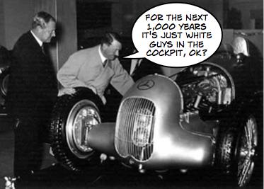 F1 2014: hitler mercedes gp hamilton