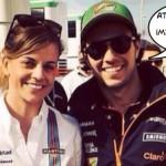 Susie Wolff Silverstone woe: Perez talks up positives
