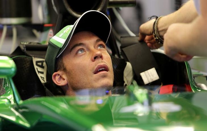 F1 2014 andre lotterer caterham