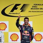 Ricciardo won some races, apparently