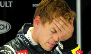 Vettel titles downgraded to junk status
