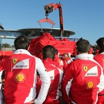 Shitty things about this Ferrari obscuring shittest thing, say team