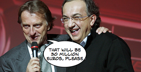 Montezemolo pays price for Ferrari F1 failure