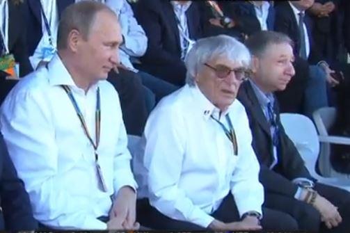 Midget despot global tour kicks off Russian leg
