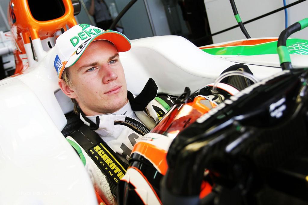 Nico Hulkenberg Force India