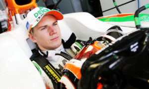 Hulkenberg extends normal working life simulator contract