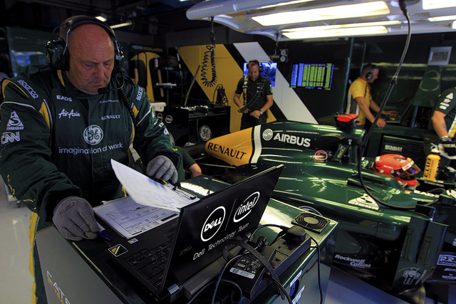 Caterham unsure what twice fuck-all is